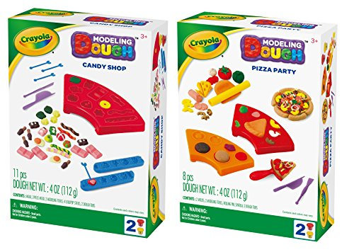 Crayola Dough - Pizza Party and Candy Shop Bundle ()
