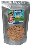 Bellyrubs Tuna Flakes Cat and Dog Treats Jumbo Bag 4.25 ounces! Review