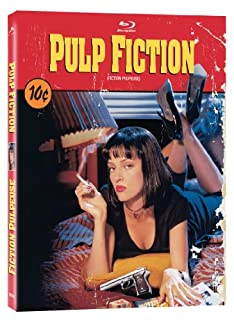 Pulp Fiction / Fiction Pulpeuse (Bilingual) [Blu-ray + DVD] (B005GNU5PG) | Amazon price tracker / tracking, Amazon price history charts, Amazon price watches, Amazon price drop alerts