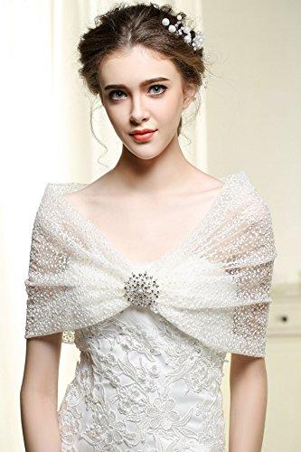 Lace Bolero Bridal - 3
