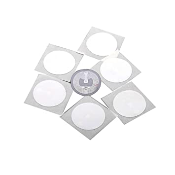 Amazon.com: geenfc D25 mm ntag215 NFC Tag para Amiibo tagbo ...