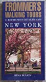 Frommer's Walking Tours New York, Rena Bulkin, 067179762X