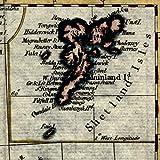 Scotland Great Britain c.1790's nice 18th century