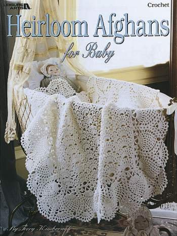 Beautiful Baby Afghans Crochet Pattern - 8