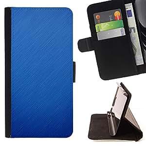 Momo Phone Case / Flip Funda de Cuero Case Cover - Bleu Nature Clean automne hiver - Apple Iphone 5 / 5S