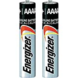 Photo : Pack of 30 Energizer E96 AAAA Alkaline Battery - Bulk Pack - with FREE Clear Battery Storage Holder Case