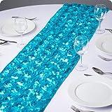 FidgetFidget Ribbon 3D 12'' x 174'' Tiffany Blue11.8 x108(30x275cm)