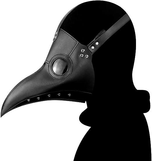 Máscara de Doctor Plaga Steampunk el viento fluye