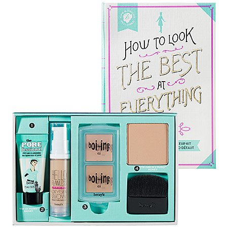 Benefit Cosmetics Foundation - Benefit Cosmetics How To Look The Best At Everything Medium