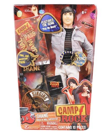 Camp Rock Singing Doll - Shane