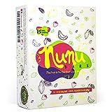 Nunu Bars Fruit & Nut Bar, Gluten Free, Variety Box, 1.41oz Bars (15 Count)