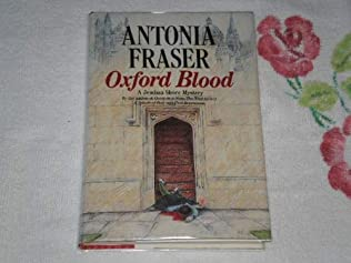 book cover of Oxford Blood