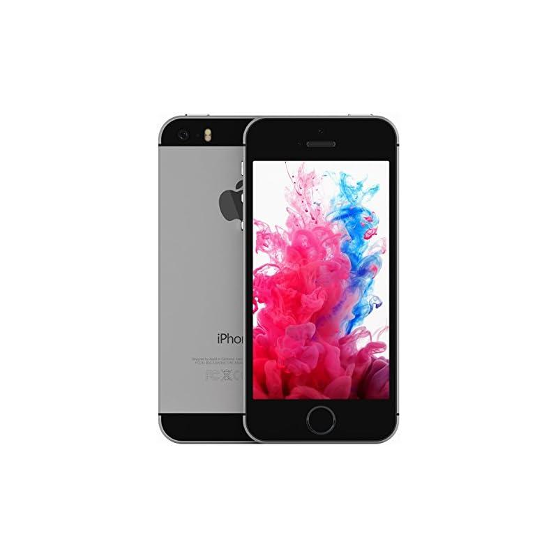 Apple iPhone 5S, GSM Unlocked, 16GB - Sp
