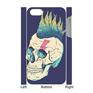 Death CUSTOM 3D Case Cover for iPhone 4,4S LMc-58100 at LaiMc