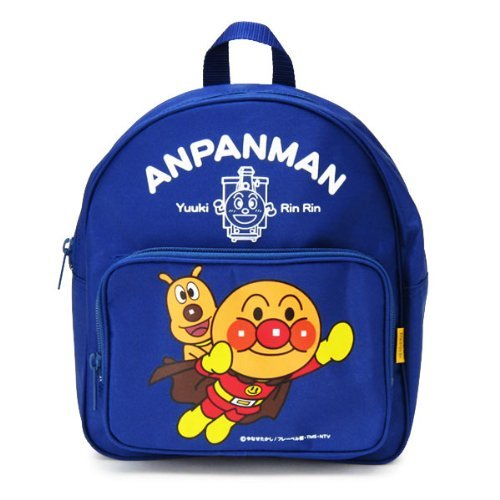 Anpanman excursion backpack blue ANG-3500 (japan import) by Ito industry