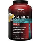 Champion Performance, Pure Whey Plus, Banana Cream Pie flavor, 4.8 lbs