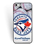 MLB-Iphone 6/6s Case Toronto Blue Jays for Women Protective Baseball Team Logo Case for Iphone 6/6s Anti-drop