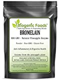 Bromelain - 800 GDU - Natural Pineapple Enzyme Powder Extract - Enzyme from The Pineapple Plant, 1 kg