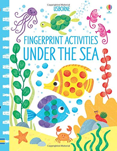 Fingerprint Activities Under the Sea -
