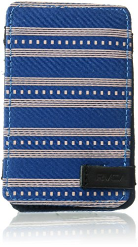 RVCA Men's Magic Wallet Print, Blue, EA from RVCA