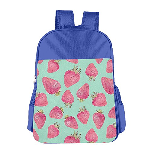 Strawberry Dip Recipe - GABRIELA ROSALES Wonderful Strawberry Elegant Premium Unisex Bag Children's Backpack Bag School Sport Bags Shoulder Backpacks Kids' Schoolbag Bags Satchel