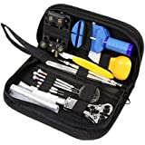 Watch Repair Tool Kit Set, Antimagnetic Screwdriver, Portable Tool Kit, Perfect Kit Watchmaker