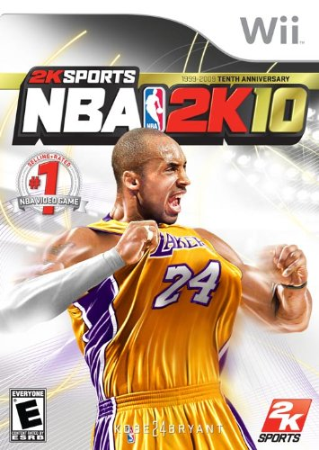 Review NBA 2K10 - Nintendo Wii