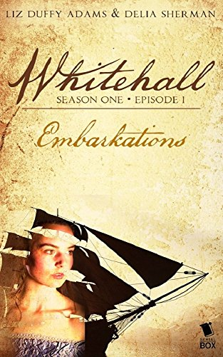 book cover of Embarkations