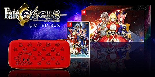 Fate / EXTELLA LIMITED BOX Japan version (Multi-Language) [Switch] [Nintendo Switch] (Fate Extella The Umbral Star Limited Edition)