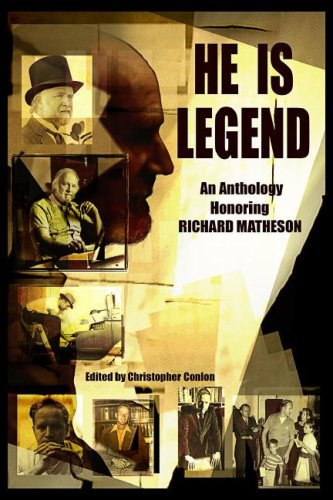 He Is Legend: An Anthology Celebrating Richard Matheson by Brand: Gauntlet Press