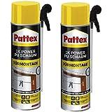 Extrem Pattex 1295865 Power PU-Schaum 500 ml: Amazon.de: Baumarkt MO97