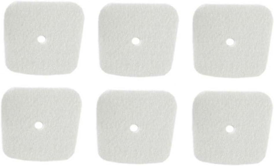 HURI 6 Air Filter for Mantis 7222 7225 7230 7234 7240 7920 7924 Tiller Cultivator