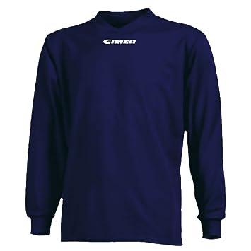 Camiseta de manga larga fútbol