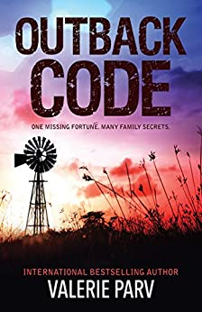 Outback Code/Heir To Danger/Live To Tell/Deadly Intent by [Parv, Valerie]