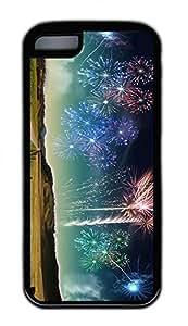 Distinct Waterproof A Beautiful Rainbow Road Design Your Own iPhone 5c Case