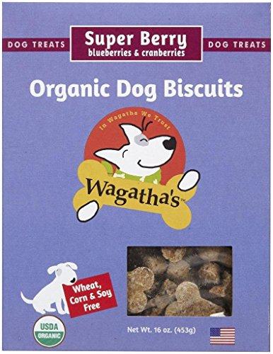 Wagatha's Super Berry Biscuits - 16oz
