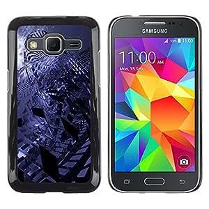 Stuss Case / Funda Carcasa protectora - Erratic Abstract - Samsung Galaxy Core Prime