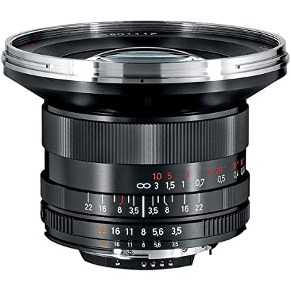 Zeiss DISTAGON 18mm f3 5 Lens ZF Nikon Fit