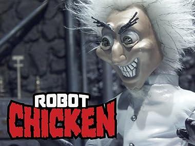 Robot chicken ghost