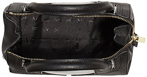 donna amp; H nero x nero 21x18x13 Tracolla B5204U6 A black 12 Armani da B Shoes Borsa x Jeans T cm De Bags EPEHvwq