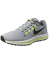 detailed look b412d 4d69c Nike Men s Air Zoom Vomero 12 Wolf Grey   Black - Cool Grey 863762-002
