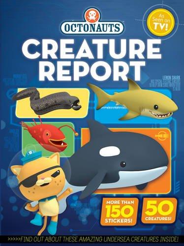 Download Octonauts Creature Report pdf epub