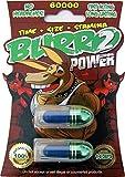 Burro Power 200K Super Male Enhancer | Maximize Performance | Set of 6 Pills | Made in USA