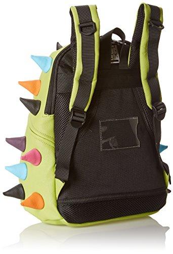 Madpax Spiketus Rex Halfpack, Green, One Size