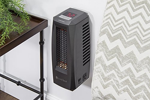 GreenTech Environmental pureHeat SNUG | The Comfort of a Heater with The Convenience of a Plug-in (with Cord Adapter) by GreenTech Environmental (Image #4)
