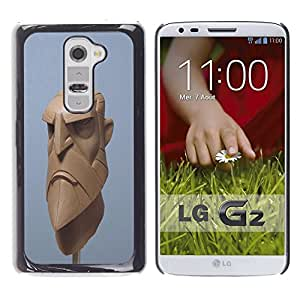 All Phone Most Case / Hard PC Metal piece Shell Slim Cover Protective Case Carcasa Funda Caso de protección para LG G2 D800 D802 D802TA D803 VS980 LS980 3d artist blue beard Viking cgi comput