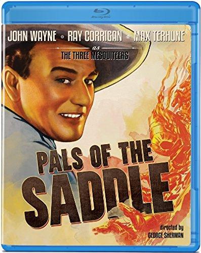 Pals Saddle Blu ray John Wayne product image