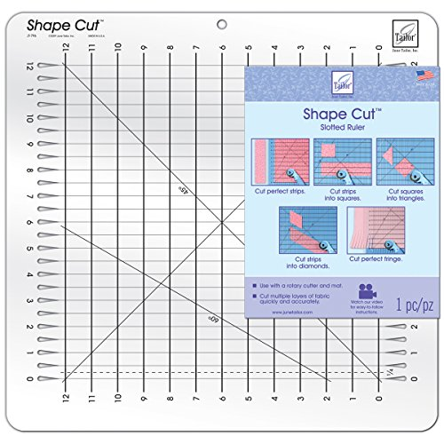 June Tailor Shape Cut Ruler product image