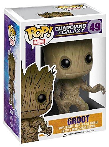 Funko POP Marvel: Guardians of The Galaxy - Groot Vinyl Bobb