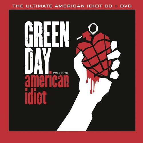 DVD : Green Day - Heart Like A Hand Grenade: Ultimate American Idiot (Hong Kong - Import, NTSC Region 0, 2PC)